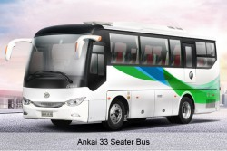 Guangzhou Private Transfer: Guangzhou City Proper Area by 33 Seater Bus
