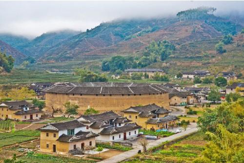 Xiamen Private Day Trip to Hua'an Dadi Tulou Cluster