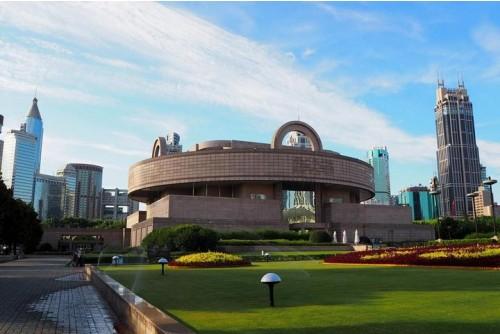 Shanghai People's Square & Shanghai Museum