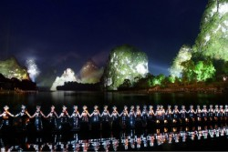 Yangshuo Highlight Day Tour from Guilin with Impression of Liusanjie Night Show