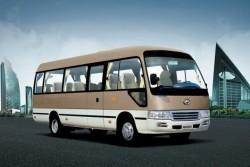 19-21 Seater Bus: King Long, Yutong or similar