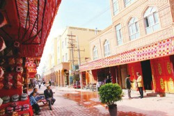 Kashgar Three Days Standard Tour