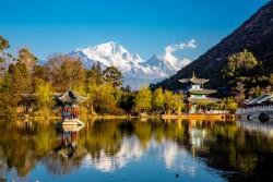Black Dragon Pool, Lijiang
