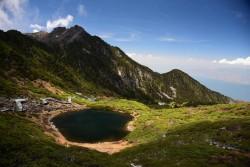 Dali Cangshan Mountain