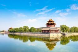 Corner Tower of the Forbidden City, Beijing