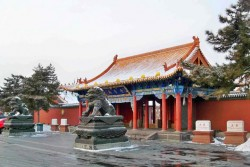 Hohhot Dazhao Temple