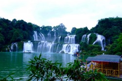 Detian Waterfalls, Nanning