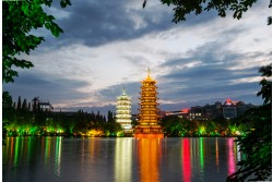 Two Rivers & Four Lakes Scenic Area, Guilin