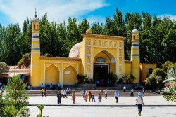 Idkah Mosque, Kashgar