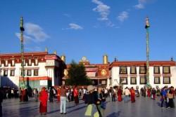 Lhasa Jokhang Monastery