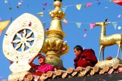Amdo Tibetan Monlam Festival