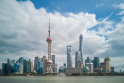 Oriental Pearl TV Tower, Shangahi