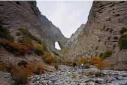 Shipton's Arch, Kashgar