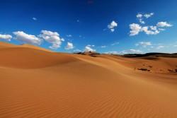 Dunhuang Singing Sand Dunes