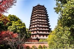 Hangzhou Six Harmonies Pagoda,