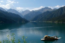 The Heavenly Lake of Mount Tianshan, Urumqi
