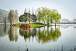 Wuxi Turtle Head Island