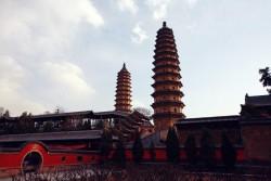 Taiyuan Twin Pagoda Temple