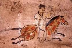 Wei & Jin Mural Brick Tomb, Jiayuguan