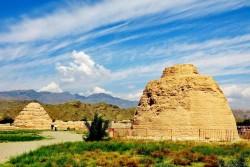 Western Xia Imperial Tombs, Yinchuan