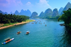Li River Cruise Day Tour