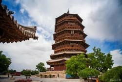 Yingxian Wooden Pagoda