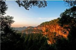 Yuntai Mountain Geopark