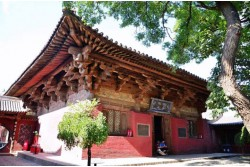 Pingyao Zhenguo Temple