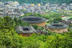 Yongding Gaobei Tulou Cluster