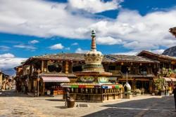 Shangri-La Dukezong Old Town