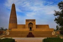 Emin Minaret, Turpan