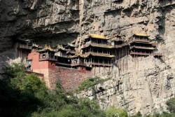 The Hanging Temple