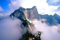 Mount Huashan, Xian