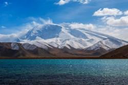 Karakul (Karakuli) Lake, Kashgar
