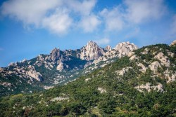 Qingdao Laoshan Mountain