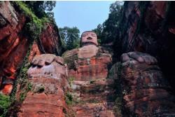 Leshan Giant Buddha, Chengdu
