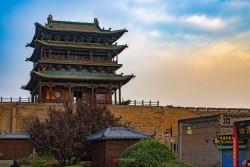 Pingao Ancient City