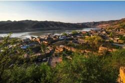 Qikou Ancient Town & Yellow River