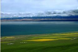 Qinghai Lake, Xining