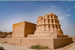 Ruins of Gaochang Ancient City, Turpan