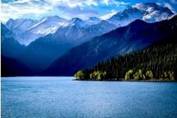 The Heavenly Lake of Mount Tianshan, Urumqi