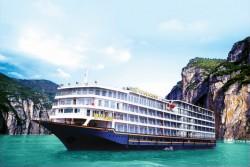 Victoria Cruise Ship