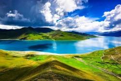 Yamdrok Yumtso Lake, Lhasa