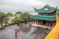 Yueyang Tower & Dongting Lake