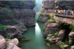Yuntai Mountain Geopark