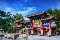 Giant Buddha Temple, Zhangye